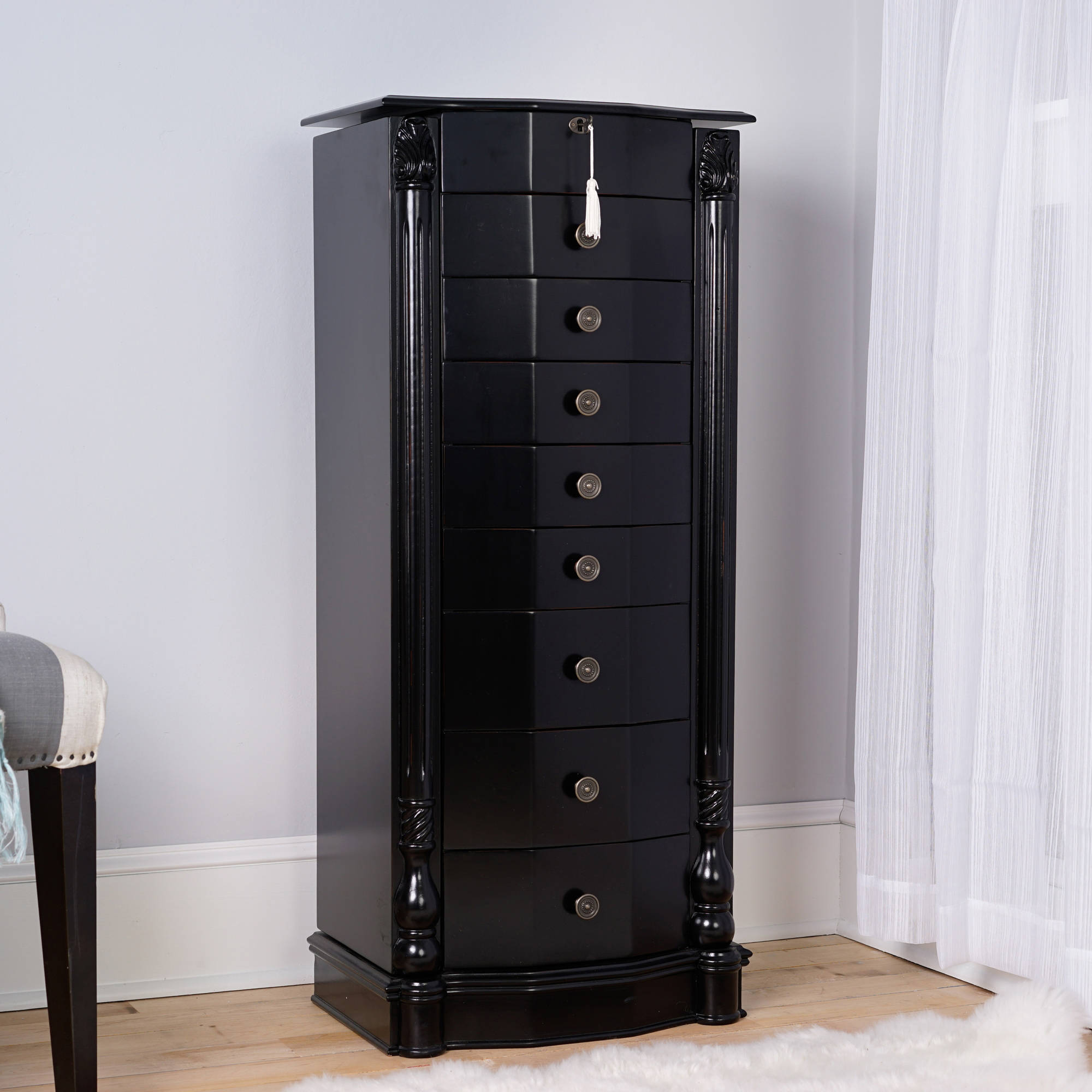 Hives U0026 Honey Florence Jewelry Armoire