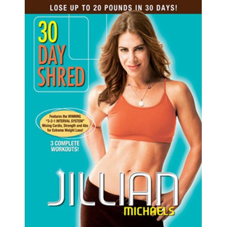 Jillian Michaels: 30 Day Shred (Blu-ray)