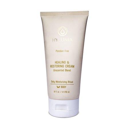 Hylunia - Healing & Restoring Cream - Unscented 6 fl. oz. / 178 ml