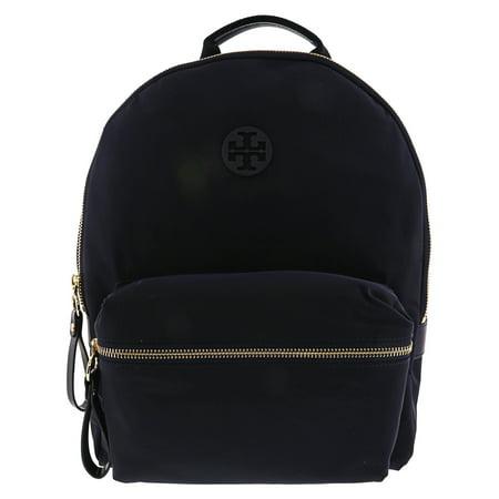 - Tory Burch Women's Tilda Nylon Zip Backpack - Blue