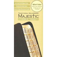 Majestic Traditional Gold Bible Tabs
