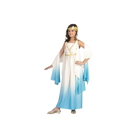 Greek Sky Goddess Girls (Children's Greek Costume Ideas)