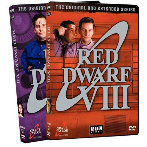 Red Dwarf VII & VIII