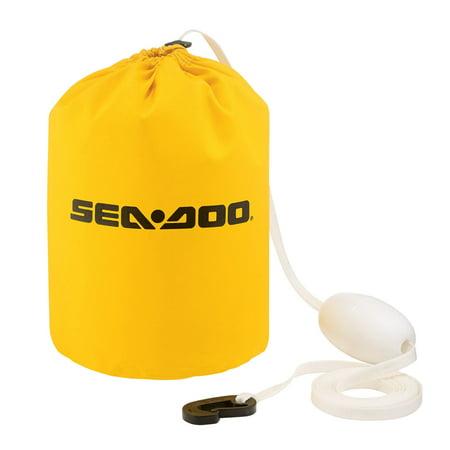 Sea-Doo New OEM Sand Bag Anchor, Yellow, 295100661