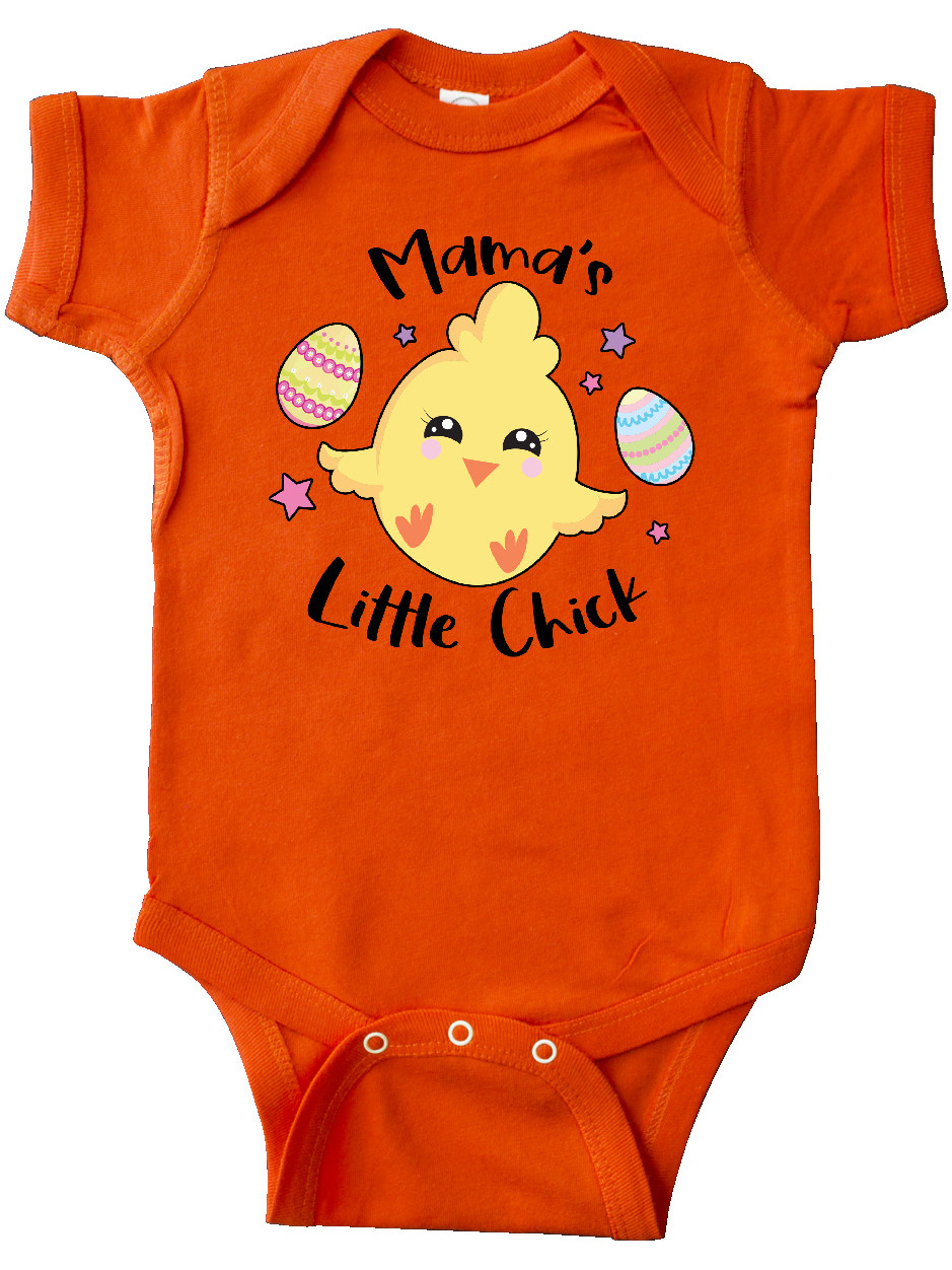 inktastic Happy Easter Mommas Little Chick Toddler T-Shirt