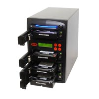 SySTOR 1:3 SATA Hard Disk Drive / Solid State Drive (HDD/SSD) Duplicator/Sanitizer - High Speed (150MB/sec)