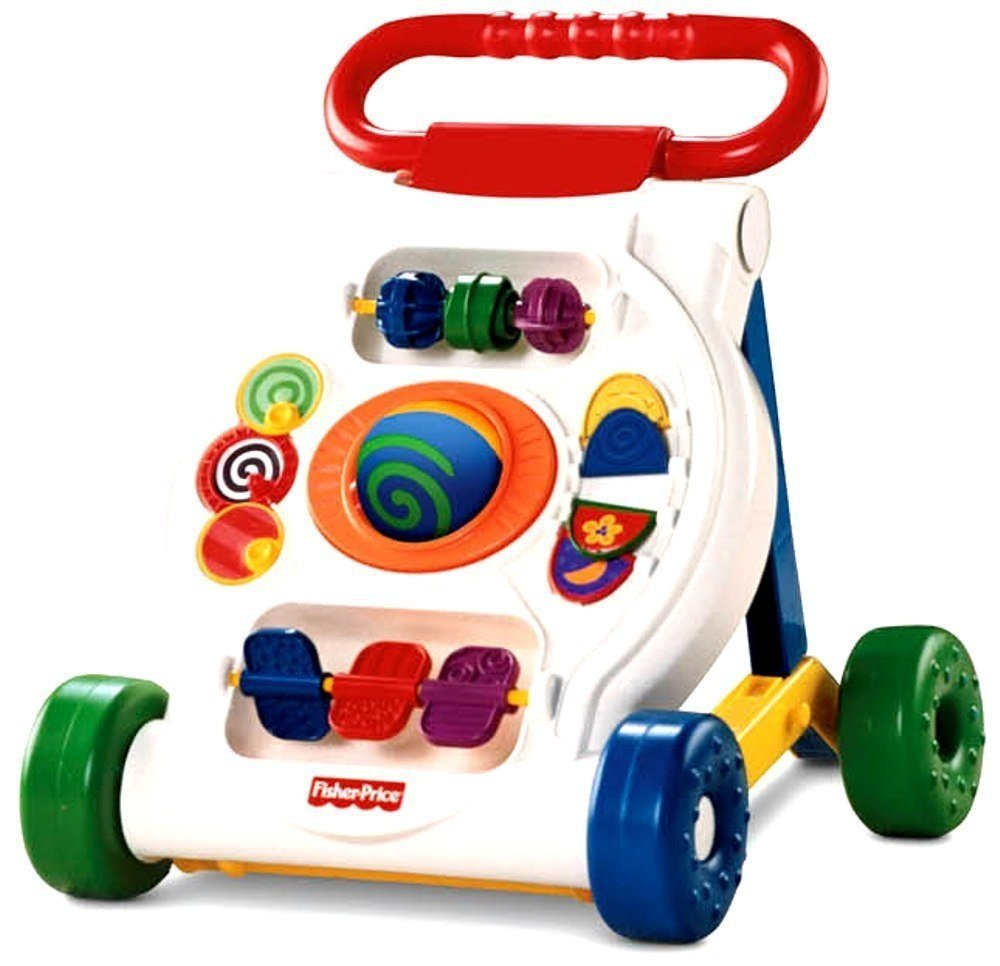 Fisher Price Bright Beginnings Activity Walker, USA, Brand Fisher-Price