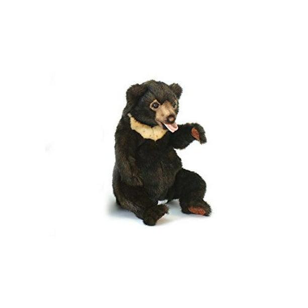 Sunbear Stuffed Animal, Hansa Plush Sunbear Cub 11 Walmart Com Walmart Com