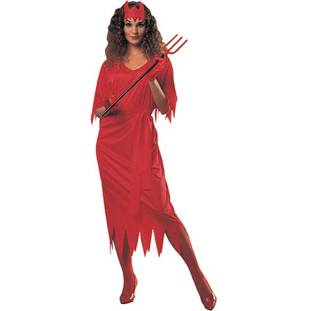 Adult Devil Lady Costume Rubies 55002