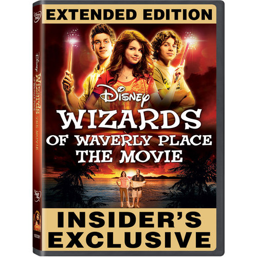 Wizards Of Waverly Place: The Movie (Extended Edition) (Widescreen)
