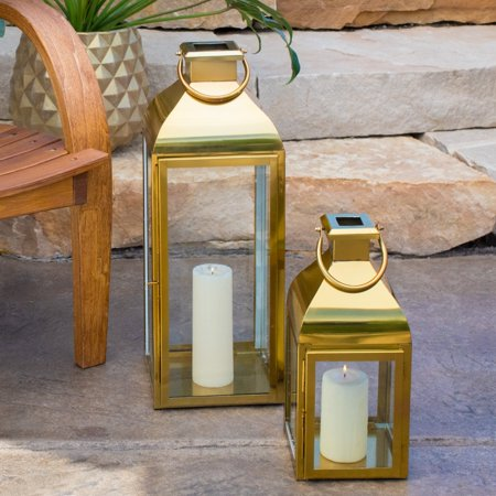 Belham Living Hawthorne Lantern - Set of 2