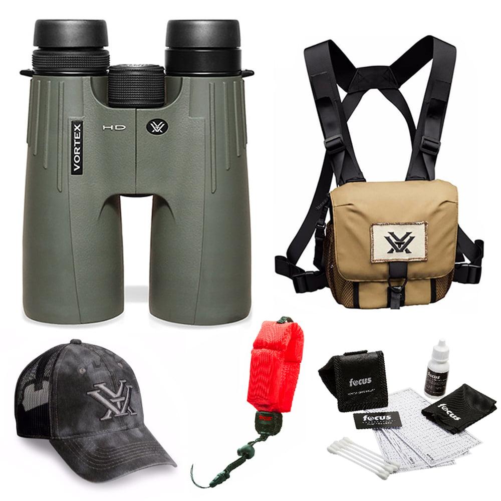 Vortex Optics Viper HD 15x50 Roof Prism Binocular  + Glas...