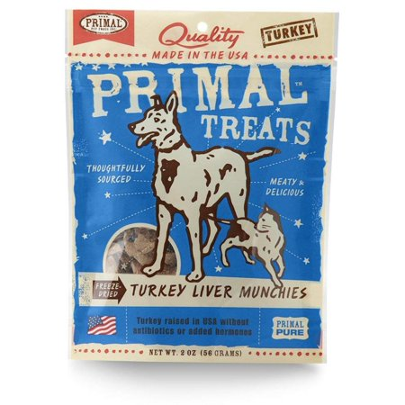 Turkey Liver Munchies, A Crunchy And Irresistible Grain, Gluten, And Preservative-Free Snack By Primal