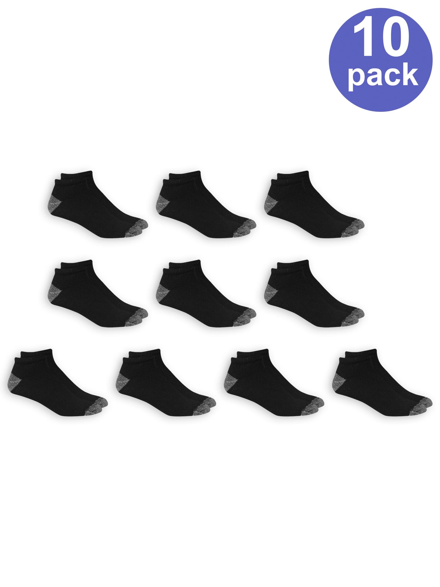 Men's Low Cut Socks 10 Pack