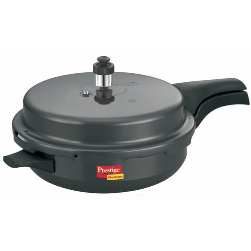 Prestige Cookers Hard Anodised Pan Pressure Cooker