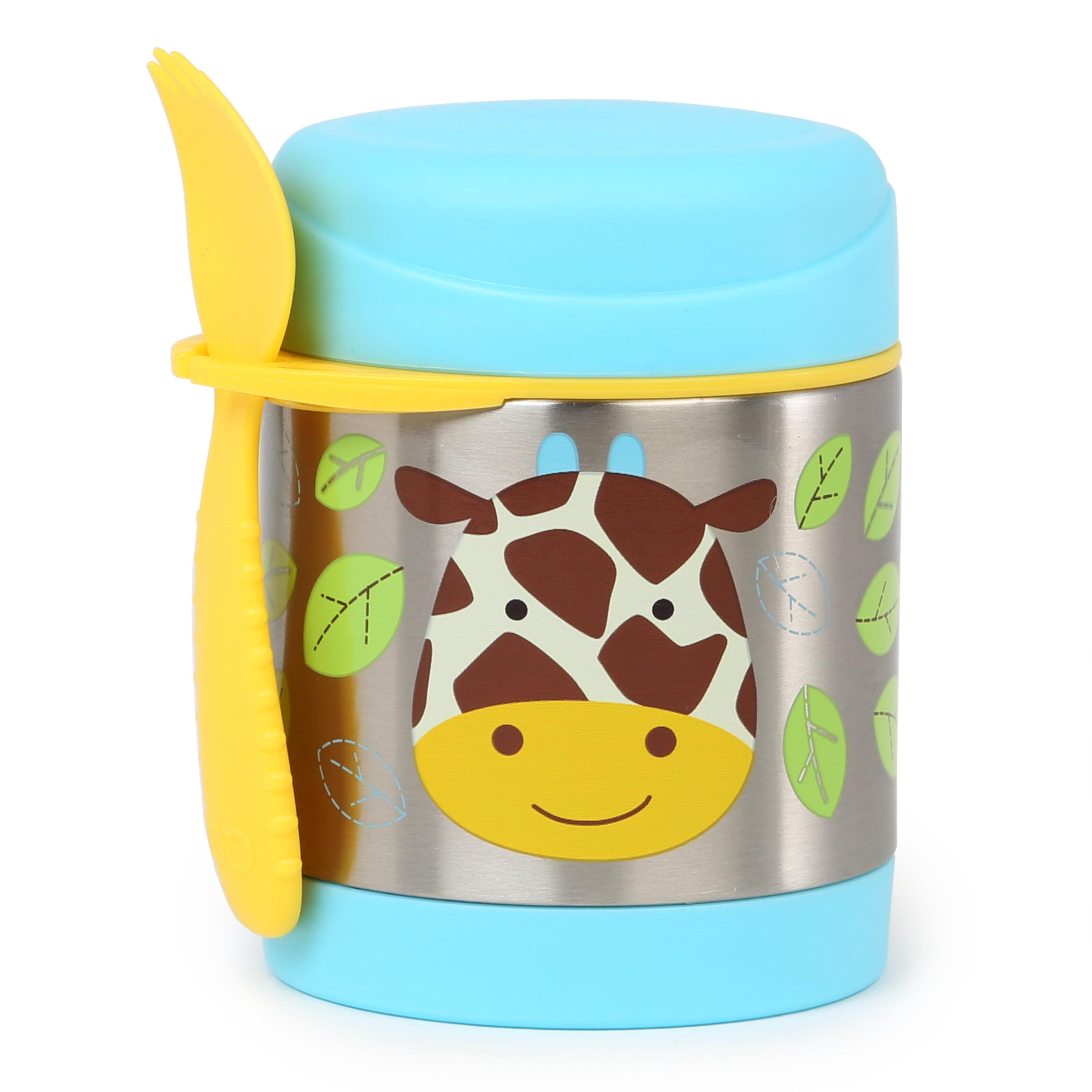 Skip Hop Zoo Insulated Food Jar, Giraffe