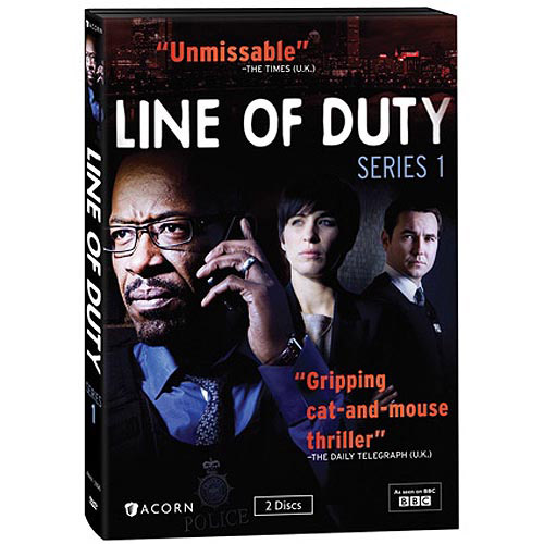 Line Of Duty: Series One (Widescreen)