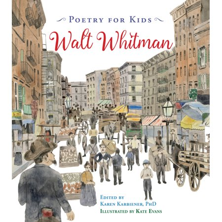 Karen Foster Calendar (Poetry for Kids: Walt Whitman )