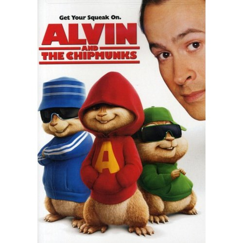 Alvin And The Chipmunks (Full Frame, Widescreen)