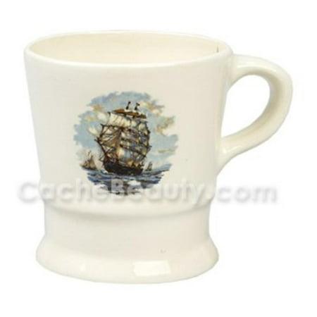 Colonel Ichabod Conk Ceramic Shave Mug *