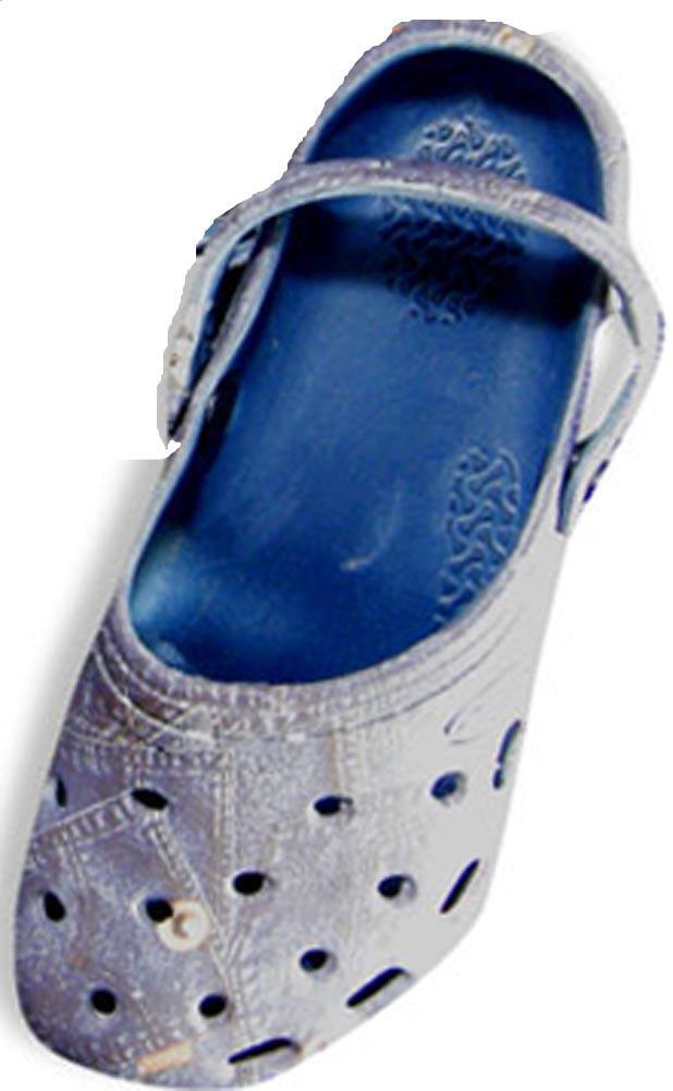 Veggies - Toddler Boys Denim Slip On Shoe BLUE / 10 M US Toddler