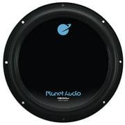 Planet Audio 12 Inch 1800W Car Audio Power Single Subwoofer DVC 4 Ohm | AC12D