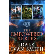 The Empowered Series Collection, Books 1-3 - eBook
