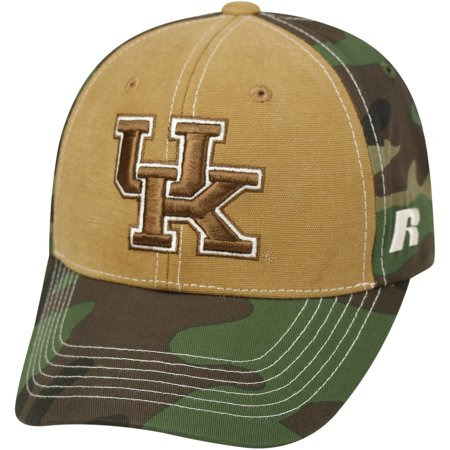 University Of Kentucky Wildcats Mossy Baseball Cap (Kentucky University Baseball)