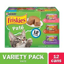 Cat Food: Friskies Paté