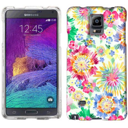 Mundaze Spring Time Phone Case Cover for Samsung Galaxy Note 4 ()