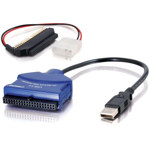 C2G / Cables To Go 39994 USB 2.0 to IDE and Laptop Drive Adapter