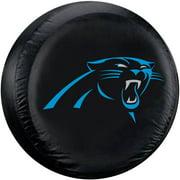 NFL Carolina Panthers Tire Cover