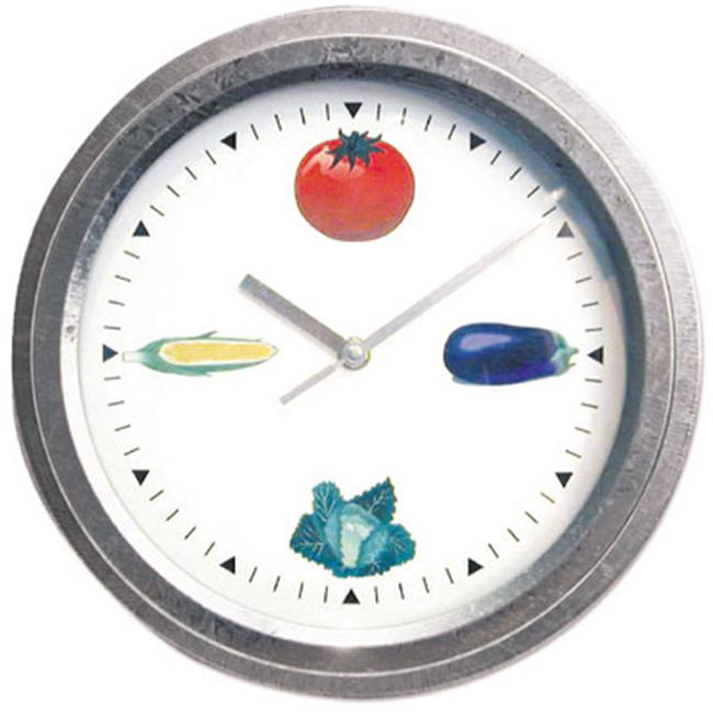 Ruda Overseas 208 12 Inch Wall Clock