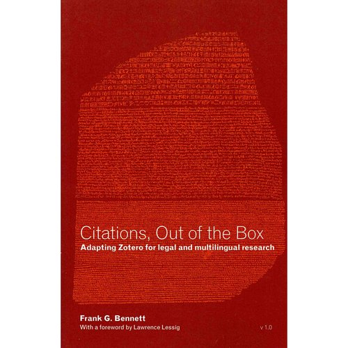 Citations, Out of the Box