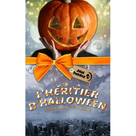 L'héritier d'Halloween - eBook