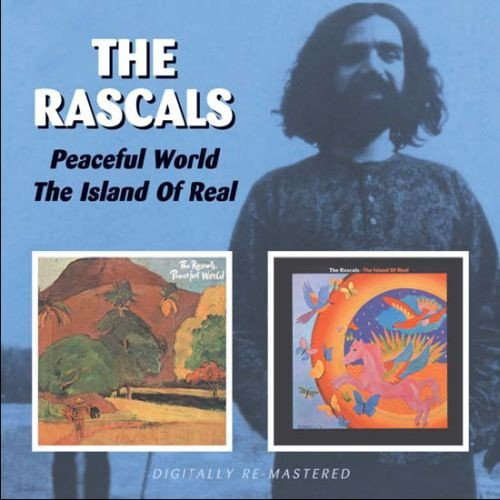 Peaceful World / Island Of Real (Rmst)
