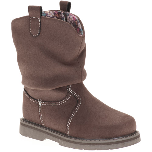 Natural Steps Toddler Girls' Houston Slouchy Boots