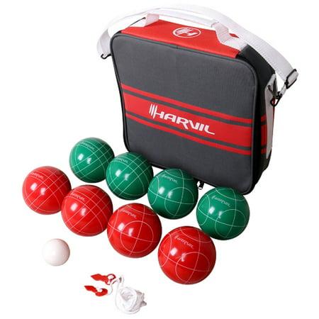 Harvil 100mm Bocce Ball Set