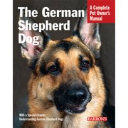 German Shepherd Dog Complete Pet Owner's Manual