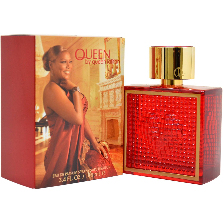 Queen Latifah Queen Women's EDP Spray, 3.4 fl oz