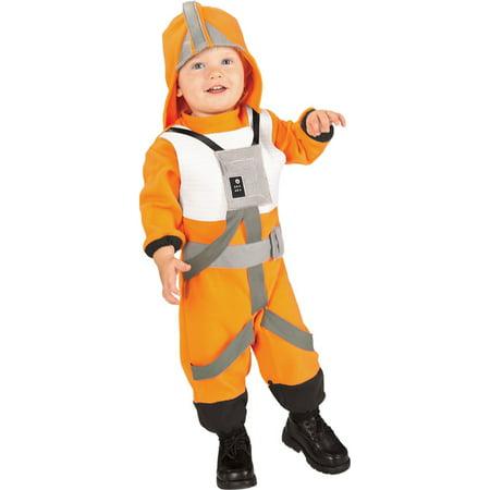 Morris costumes RU85308 X Wing Fighter Pilot Toddler