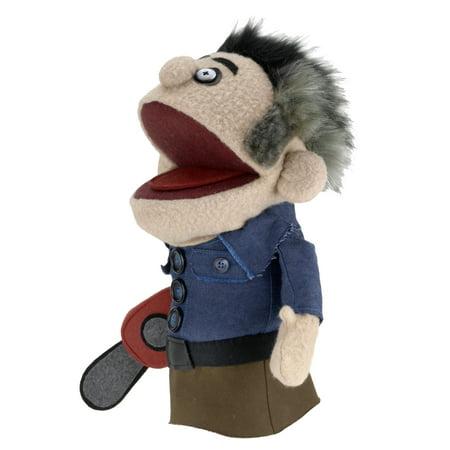 """Photo Puppet Replica (Ash vs Evil Dead - Prop Replica - """"Ashy Slashy"""" Puppet )"""