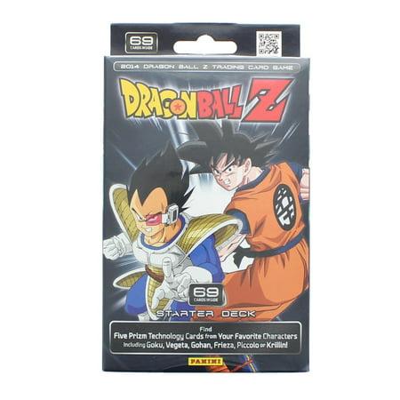 Dragon Ball Z Starter Deck New