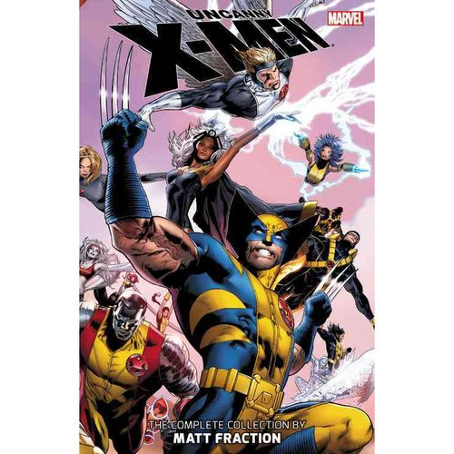 Uncanny X-Men 1: The Complete Collection