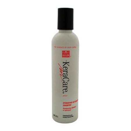 KeraCare Hydrating Detangling Shampoo by Avlon for Unisex, 8 oz Hydrating Detangling Shampoo