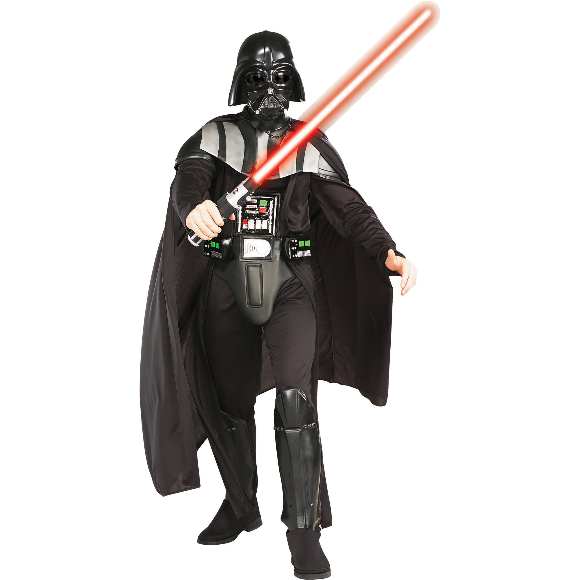 Darth Vader Deluxe Adult Halloween Costume - One Size Up to 44