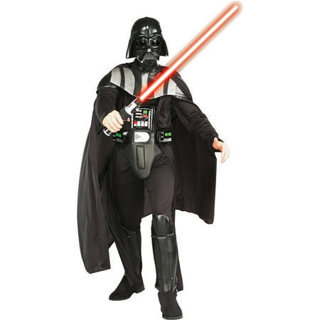 Darth Vader Halloween Costume (Darth Vader Deluxe Adult Halloween Costume - One Size Up to)