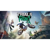 Trials Rising, Ubisoft , Nintendo Switch , (Digital Download) 045496663766