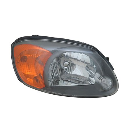 NEW RIGHT HEAD LIGHT FITS HYUNDAI ACCENT 2003 2004 2005 92102-25550 9210225550 HY2503128