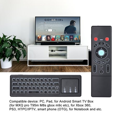 Mini Wireless Keyboard/Air Remote Control/Mouse / Touchpad with